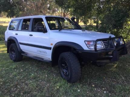 2001 Nissan Patrol Diesel