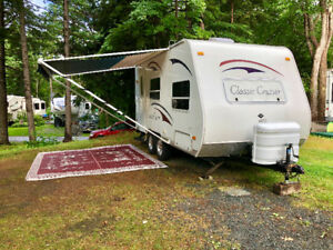 2009 Classic Cruiser Travel Trailer 18'