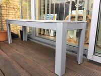 Garden bench, IKEA Falster