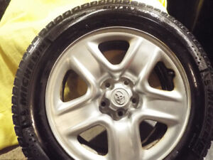 "TOYOTA RAV-4  RIMS ' N "" MICHELIN TIRES"