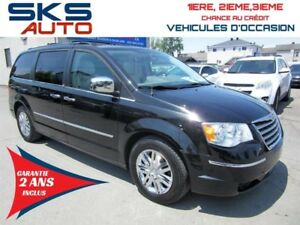 Chrysler Town - Country Limited (GARANTIE 2 ANS INCLUS) 2010