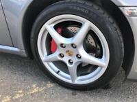 2005 Porsche 911 3.6 997 Carrera 4 Tiptronic S AWD 2dr Petrol grey Manual