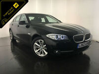 2013 BMW 520D EFFICIENT DYNAMICS DIESEL 184 BHP 4 DOOR SALOON FINANCE PX