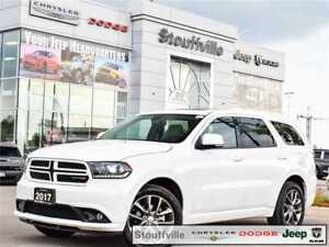 2017 Dodge Durango GT, AWD, Only 9,400 KMS, Navi, Roof