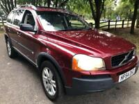 Volvo XC90 2.4 DIESEL AUTOMATIC ++ LEATHER INTERIOR ++