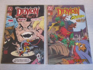 14 dc comics demon 1990