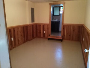 A basement available in Penticton