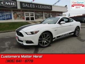 2015 Ford Mustang GT Premium  MANUAL, LEATHER, NAV, CAMERA, PWR-