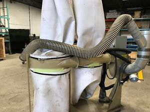 3 HP dust collector