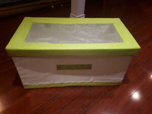 Ikea Toy Storage Box with a lid , Toy chest