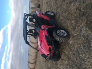 2013 Can am commander 1000 XT