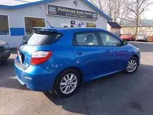 2010 Toyota Matrix 120k 5 speed  cert etested we finance!  Belleville Belleville Area image 4