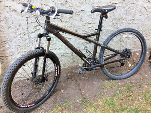 "17"" Giant Iguana Hardtail Mountain Bike"