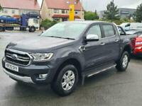 2020 Ford Ranger LIMITED   2.0 ECOBLUE 170PS Pick Up Diesel Manual