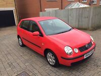 Polo 1.2 se 2002 petrol manual