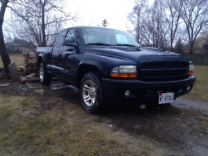 2003 Dodge Dakota 4.7 V8