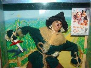 The Wizard of OZ NIB Barbie Doll, 1996 Ken as Scarecrow St. John's Newfoundland image 10