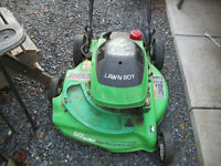 LawnBoy    4  cycle lawnmower