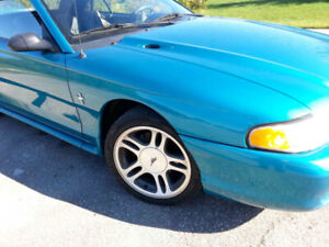 1995 MUSTANG 3.8 PARTS - WILL FIT 1994-1998 GENERATION