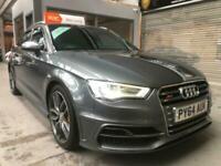 2014 Audi A3 S3 TFSI Quattro 5dr S Tronic HATCHBACK Petrol Automatic