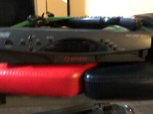 Rogers HD box