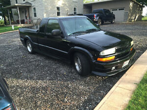 2002 Chevrolet S-10 Xtreme Pickup Truck