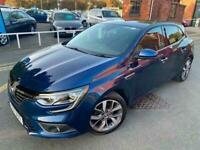 2017 Renault Megane DYNAMIQUE S NAV DCI used car in Blue Auto HATCHBACK Diesel A