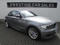 2012 BMW 1 Series 2.0 120d M Sport 2dr Diesel grey Automatic