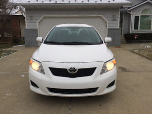 2011 Toyota Corolla CE | Low Km's, Winter Tires, Power Opt's !!