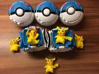 Pokemon go Great Pokeball with Pikachu