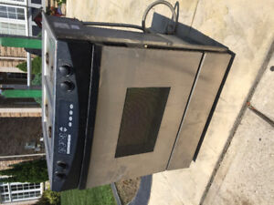 Electric oven/ gas stove