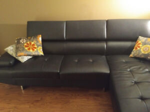 Sectional Leather Sofa-Halifax-Amazing deal!