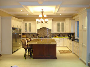 Custom Kitchen Cabinets! Biggest Fall Sale 30% Off!!