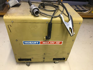 Hobart arc welder almost new