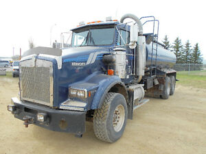 KENWORTH T800 WATER TRUCK