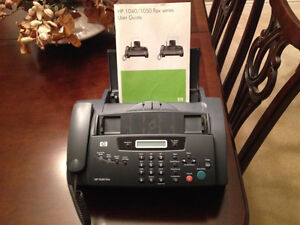 Canon 1040 Fax Copier Telephone in Excellent Working Condition