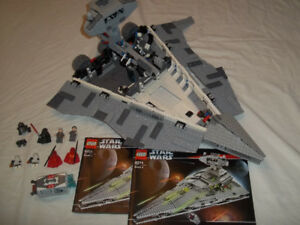 Large collection LEGO STAR WARS excellent