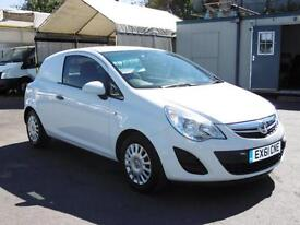 2011 VAUXHALL CORSA 1.3 CDTI ECOFLEX DIESEL VAN WITH ONLY 15.000 MILES *** 1 OWN