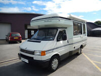 Auto Sleeper Clubman 2 Berth End Kitchen Motorhome For Sale