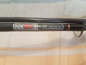 Quantum NX24 FIshing rod, reel and wire combo