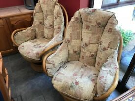 Spring Rocker Conservatory Chairs