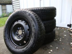 Winter Snow Tires 215/65/R16