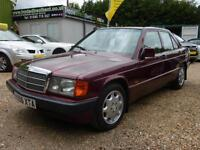 MERCEDES -BENZ 190E 1.8 AUTO, LIMITED EDITION NO 537 OF ONLY A 1000