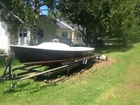 P-17 Sailboat for sale