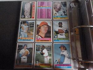 Vintage Baseball , Hockey and Football Cards Set Sale-See List