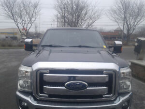 F250 Super Duty full size cab 8 foot box