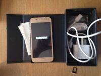 Samsung S7 with 32 gig memory