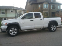 2008 Dodge Power Ram 1500 4x4 Hemi Quad SLT