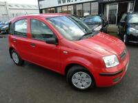2007 Fiat Panda 1.2 Dynamic - Red - Platinum Warranty!