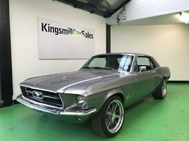 Ford Mustang Gt (grey) 1967
